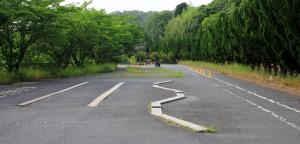 宮若市交通公園の写真